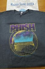Phish MSG Vortex Mountain T Shirt NEW XL SOLD OUT New Years Run no bakers dozen
