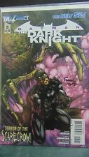 Batman: The Dark Knight #5 Rare Signed by David Finch