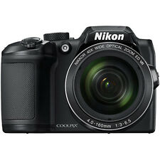 Nikon COOLPIX B500 16MP 40x Optical Zoom Digital Camera w/ Built-in WiFi - Black