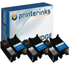 592-11295 592-11297 Remanufactured Ink for Dell P513W V313W P713W - 6 Pack
