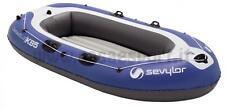 Canotto gommone SEVYLOR CARAVELLE K85 2 adulti + bambino canoa kayak barca mare