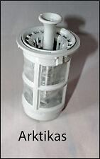 Original AEG Tricity elctrolux Lavavajillas Zanussi filtro (1523330213)