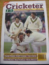 Jun-1992 The Cricketer International Magazine: Vol 073 No 06