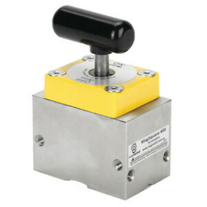 Magswitch 8100238 Fixturing Square,400 Lb. Max. Pull,Stee