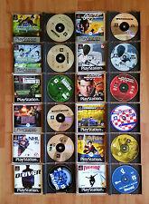 Lot De Jeux PS1 / Fr / complet