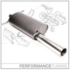 Echappement / Silencieux VW GOLF 1 CABRIO  - diam. 70mm - Homologué