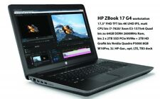 HP ZBook 17 G4 1RQ78EA#ABD 17,3'' FHD-IPS i7-7700HQ 8GB 256GB-m.2 Neu Re/MWSt.