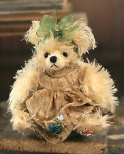 Teddy Bear 'Danni' Settler Bears Handmade Dress Collectable Gift 15cms NEW