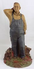 """* Tom Clark Gnome Figure """"Marion"""" / 1985 / Edition # 45 / Signed"""