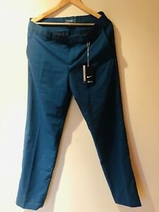 BNWT Nike Mens Golf Trousers Size 34 X 34 Long Summer