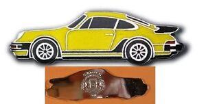 Unusual 2010 Somalia color $1 Car-shaped Porsche