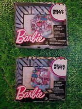 Hello Kitty Barbie Top X 2 New