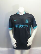 Manchester City Jersey - 2015 Away Jersey by Nike - Men's Extra Large