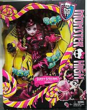 Monster High Sweet Screams Draculaura Doll English Version Rare