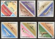 Suriname Republiek   Nr 549/560   Postfris.    (SR09)