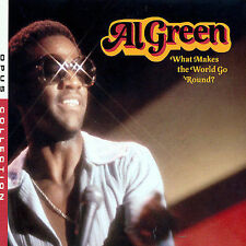 What Makes the World Go 'Round? by Al Green (Vocals) (CD, Nov-2008, Hear Music)