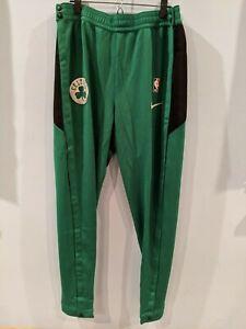 Boston Celtics Nike Green Tear-Away Warm-up Pants, Size XLT