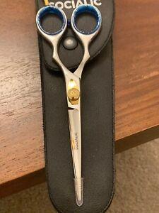 Socialic  Premium Hair  Scissor 16,5 Cm Extra Sharp Original Brand New
