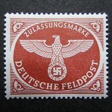 Germany Nazi 1942 1943 Stamp MNH Emblem Swastika Eagle WWII 3rd Reich German