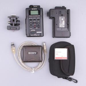 **USED**SONY HVR-MRC1 Memory Recording Unit + HVRA-CR1 eBay#2021040