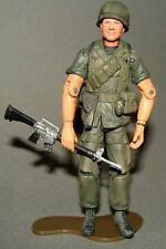 "1:18 Ultimate Soldier 21st Century Vietnam U.S Army Infantry Platoon Figure 4"""