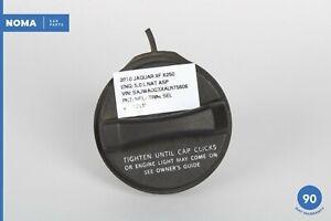 10-12 Jaguar XF X250 5.0L Gas Fuel Tank Lid Screw On Filler Cap AH229030AA OEM