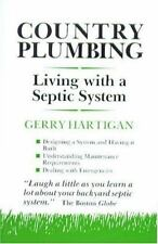Country Plumbing: Living with a Septic System-ExLibrary