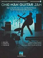 One-Man Guitar Jam: How to Use Riffs, Bass Lines, and Rhythm Pattern - VERY GOOD