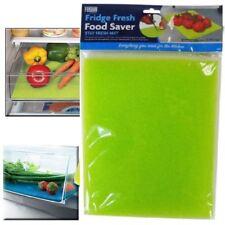 KITCHEN FRIDGE DRAWER FOOD FRESH SAVER LINER MAT FRUIT SALAD VEGGIE WASHABLE NEW