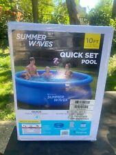 New listing Intex 28120Eh 10ft x 30in Easy Set Pool