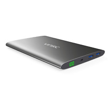 20000mAh Externer USB Ladegerät Mobile Smartphone Power Bank Batterie Zusatzakku