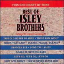 The Old Heart Of Mine-Best Of Isley Brothers CD