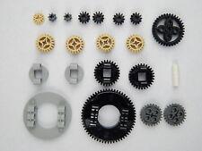 21x NEU Original Lego Technic Zahnräder, Drehscheiben, Kupplung Fahrer