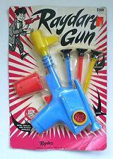 Vintage RAYDART GUN Secret Message Space Ray Gun Pistol MOC 1960's USA