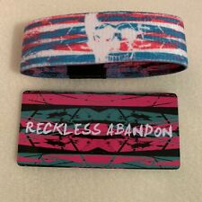 Zox Wristband Strap (Reckless Abandon #0740)