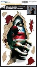 RoomMates Wandaufkleber Wandsticker Halloween Böser Clown