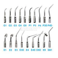 Dental Descamación periodontal Endodoncia cavidad preparación consejos F EMS Woodpecker escaladores