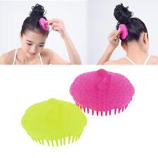 New Hair Shampoo Scalp Body Massage Massager Brush Comb ZY