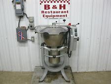 Hobart Hcm-450 Vertical Cutter Mixer 45 qt Vcm Food Processor Chopper