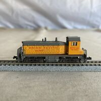 "Atlas N Scale Locomotive Union Pacific #D.S.1670 EMD SW1500 ""Cow"" As-Is"