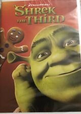 Shrek The Third Dvd 2018 Brand New