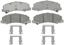 ACDelco 14D1159CH Front Ceramic Brake Pads