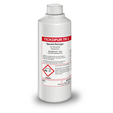 tickopur PORTE 2 speciale pulizia per ultraschallreinigung 1,0 litri pulizia
