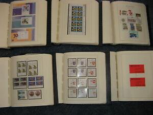 6x Bund Spezial - MH + ZD + 4er + FDC + Karten - 1992-98 **