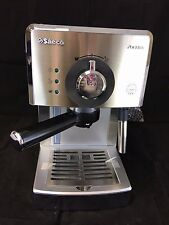 SAECO Philips Poemia Espresso Machine HD8327/47 SS - NEW, FULL WARRANTY