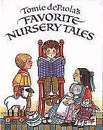 B0038PZM9S Tomie Depaolas Favorite Nursery Tales[Hardcover,1986]