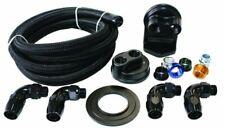 Aeroflow Billet Oil Filter Remote Mountkit Single Filter Kit -10 Hoseaf 64-2042