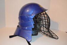 ROLLERBALL [2002] production-used Moscow Marauder SAMURAI Rider Gameplay Helmet