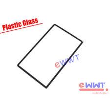 Para Nintendo N3DS LL XL negro plástico de pantalla principal zvgs 219 Pieza reparación de lente de cristal
