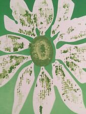 Pequena Flor / Kirkwood / Signed Numbered Lithograph 1975